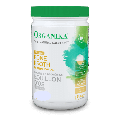 Organika Chicken Broth Protein Powder