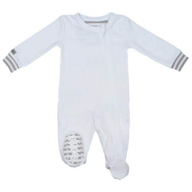 213824a6d Buy Juddlies Organic Sleeper White   Grey from Canada at Well.ca ...