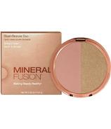 Mineral Fusion Blush Bronzer Duo
