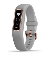 Garmin Vivosmart 4 Gray With Rose Gold