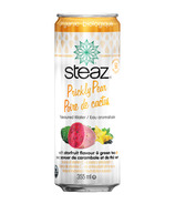 Steaz Prickly Pear Flavoured Water with Starfruit & Green Tea