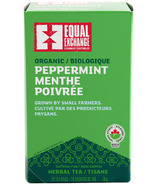 Equal Exchange Organic Peppermint Caffeine Free Herbal Tea