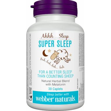 Webber Naturals Super Sleep