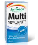 Jamieson Multi 100% Complete Vitamin for Men