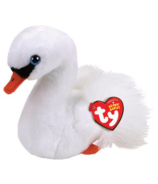 Ty Beanie Babies Gracie Swan Regular