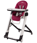 Peg Perego Siesta High Chair Berry