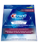 Crest 3D White Whitestrips Glamourous White Whitening Kit