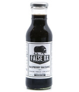 False Ox Raspberry Balsamic Shrub Drinking Vinegar