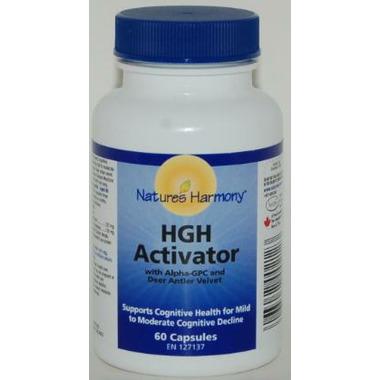 Nature\'s Harmony HGH Activator