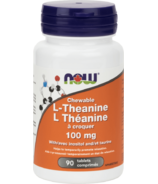 NOW Foods Chewable L-Theanine