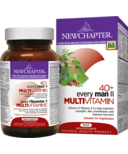 New Chapter Every Man II 40+ Vitamin & Mineral Supplement
