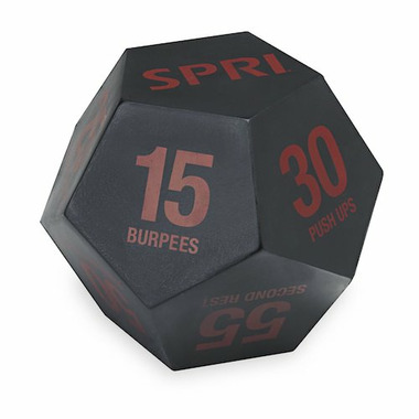 SPRI Exercise Dice