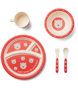 Red Rover Dinner Set Polar Bear