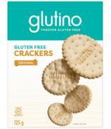 Glutino Gluten Free Original Crackers