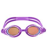 Stephen Joseph Bling Swim Goggles Purple