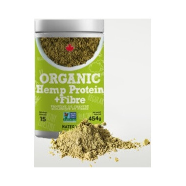 Natera Organic Hemp Protein And Fibre