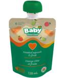 Baby Gourmet Roasted Squash and Fruit Organic Baby Fruit
