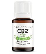 Cannanda CB2 Wellness Blend