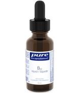 B12 liquide Pure Encapsulations