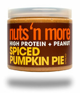 Nuts 'n More High Protein Peanut Butter Spiced Pumpkin Pie