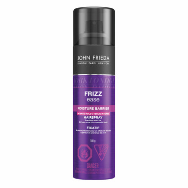 John Frieda Frizz Ease Moisture Barrier Intense Hold Hairspray