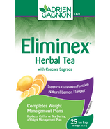 Adrien Gagnon Eliminex Herbal Tea Lemon Flavour