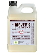 Mrs. Meyer's Clean Day Dish Soap Refill Lavender