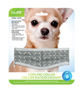 FouFit Cooling Collar Small Grey