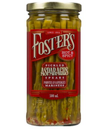 Foster's Hot & Spicy Pickled Asparagus Spears