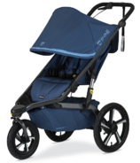 BOB Gear Alterrain Pro Jogging Stroller Blue