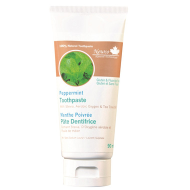 Newco Peppermint Natural Toothpaste