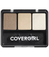 CoverGirl Eye Enhancers 3-Kit Shadows Cafe Au Lait