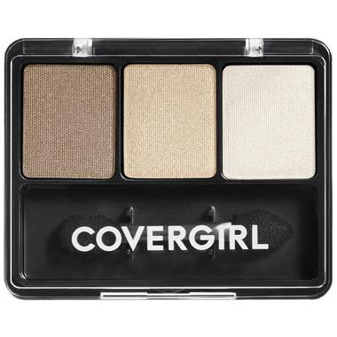 CoverGirl Eye Enhancers 3-Kit Shadows Cafe Au Lait