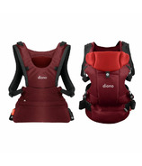 Diono Carus Essentials Carrier Red