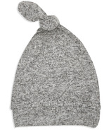 aden+anais Snuggle Knit Hat Heather Grey