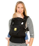 Lillebaby Complete Airflow Baby Carrier Black