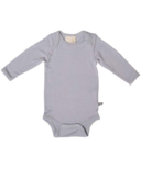 Kyte Baby Long Sleeve Bodysuit Storm