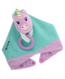 Buddy Bib 3-in-1 Sensory Teething Toy & Bib Unicorn