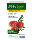 Four O'Clock Herbalist Immunity Reishi & Moringa Herbal Tea