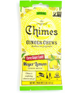 Chimes Ginger Chews Meyer Lemon