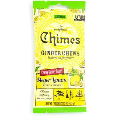 Chimes Ginger Chews Meyer Lemon