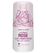 Wet N Wild Photo Focus 3-in-1 Primer Water Rose Addiction