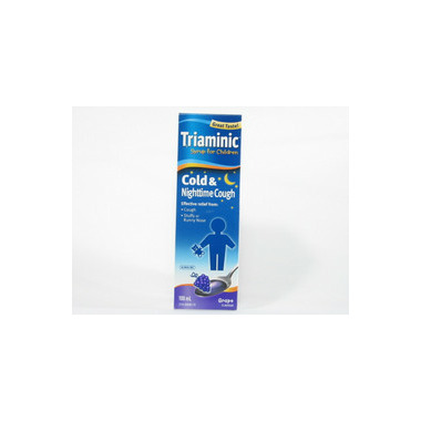Buy Triaminic Childrens Cold Nighttime Cough At Wellca Free