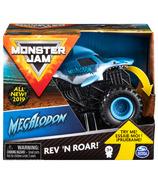 Monster Jam Official Megalodon Rev 'N Roar Monster Truck