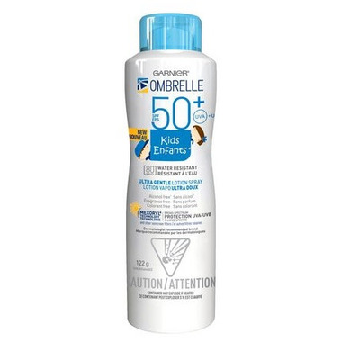 Ombrelle Kids Ultra Gentle Lotion Spray Sunscreen SPF 50