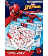 Spiderman Travel Bingo