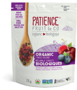 Patience Fruit & Co. Organic Fruit Blend Cranberry, Blueberry & Tart Cherry