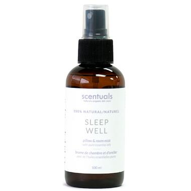 Scentuals Sleep Well Pillow & Room Mist