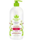 Nature's Gate Pomegranate Sunflower Hair Protection Shampoo
