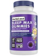 Herbaland Sleep Max Gummies